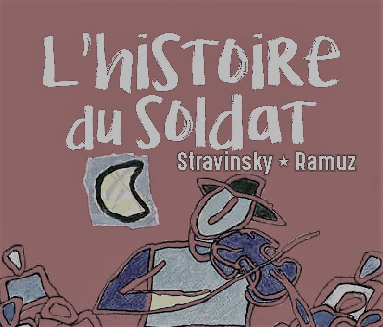 L Histoire Du Soldat Tract-décol